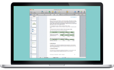 Perfect little business plan business plan templates for iwork and i use apple iwork fbccfo Gallery